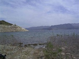 Southwest except arizona rob neto for Fishing lake mead from shore
